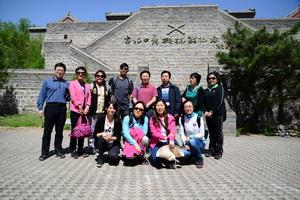 民族所职能部门等党支部组织参观古北口长城抗战纪念馆