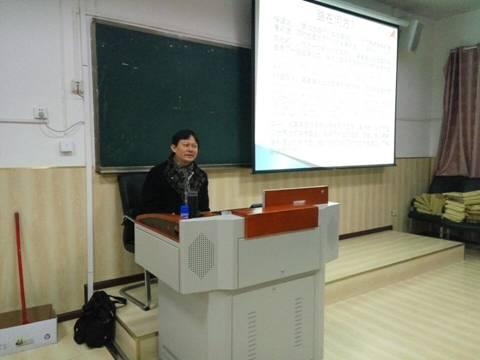 张继焦教授受邀到贵州民族大学民族与社会学院作学术报告
