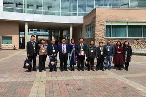 王延中所长等赴渥太华大学参加2017年度IUAES中期会议