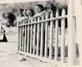 1958年夏,西藏社会历史调查组陆莲蒂等,在拉萨藏干校