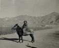 1958年12月,西藏社会历史调查组陆莲蒂在西藏江孜调查