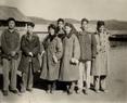 1960年,西藏社会历史调查组部分成员在拉萨罗布林卡合影