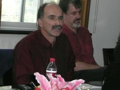 德国莱比锡大学安德雷博士在中国社科院民族所讲座1