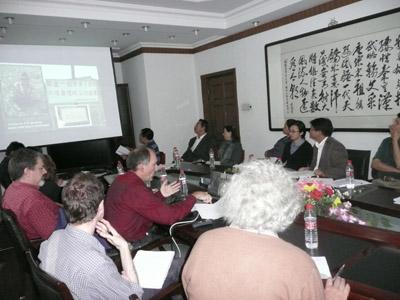 德国莱比锡大学安德雷博士在中国社科院民族所讲座4