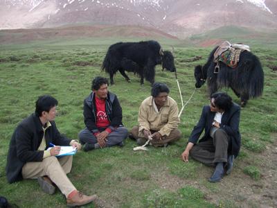 Interview Herdsmen