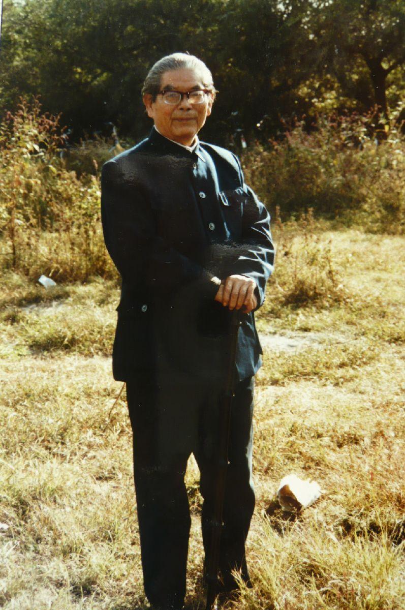 1980年之张震泽先生