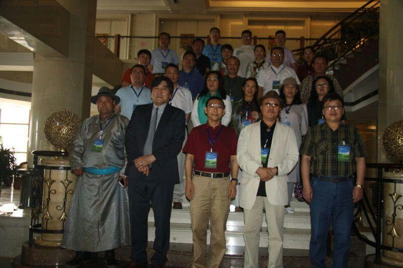 蒙古高原环境史研究学术研讨会Ⅱ与会代表